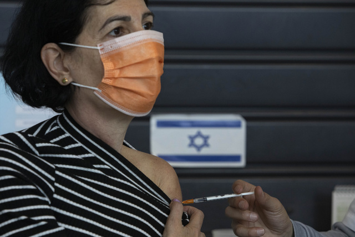 La perspective d'une mutation résistante au vaccin fait trembler Israël - Heidi.news