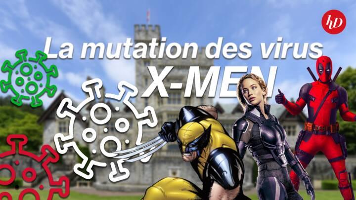 VIDÉO - La mutation du virus expliquée par X-Men - Heidi.news